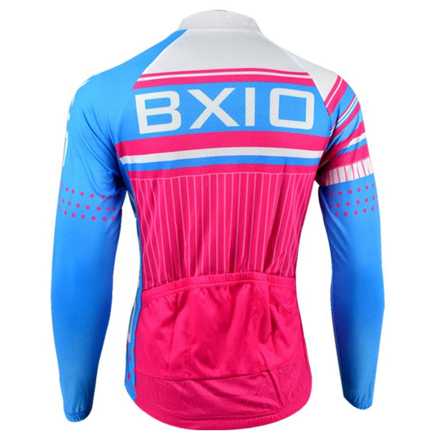 Trendy Cycling Women's SQUARED - WOMEN'S LONG SLEEVE JERSEY