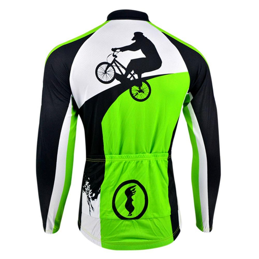 Trendy Cycling Women's UPHILL - WOMEN'S THERMAL JERSEY