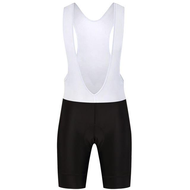 Trendy Cycling Women's Black / XS All Black - Women's Short Bib