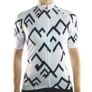 Trendy Cycling Women's White / XS SUMMIT - WOMEN'S SHORT SLEEVE JERSEY
