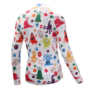 TrendyCycling Men's Anime - Men's Long Sleeve Jersey