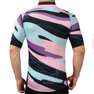 TrendyCycling Men's Element - Men's Short Sleeve Jersey