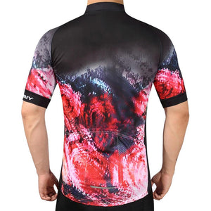 TrendyCycling Men's Inferno - Men's Short Sleeve Jersey