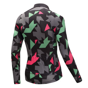 TrendyCycling Men's Maillot - Men's Thermal Jersey