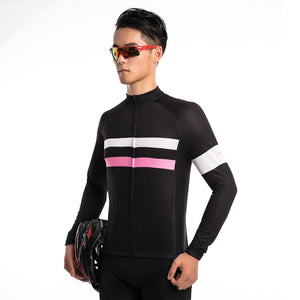 TrendyCycling Men's Parallel - Men's Thermal Jersey