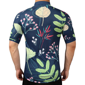 TrendyCycling Men's Seeding - Men's Short Sleeve Jersey