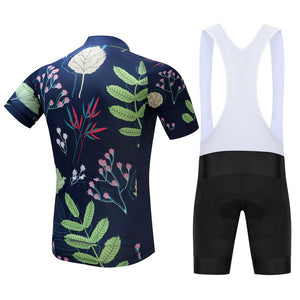 TrendyCycling Men's Seeding - Men's Short Sleeve Jersey Set