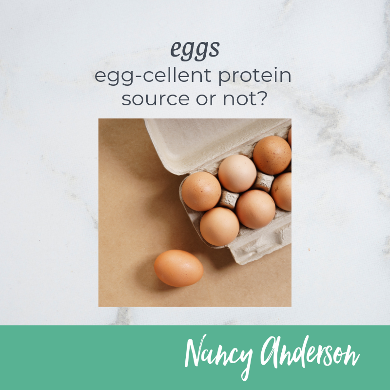 Eggs: Egg-cellent Protein Source or Not?
