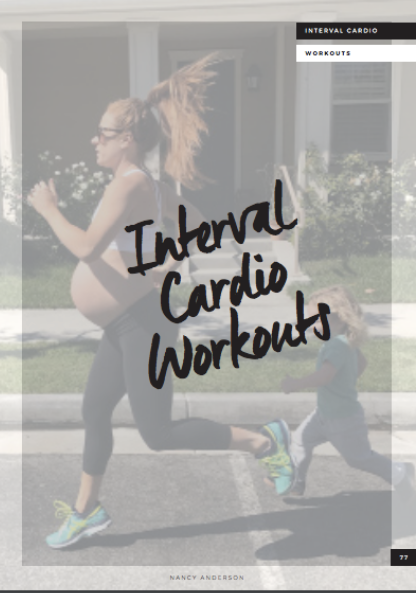 Fit Pregnancy Exercise Plan