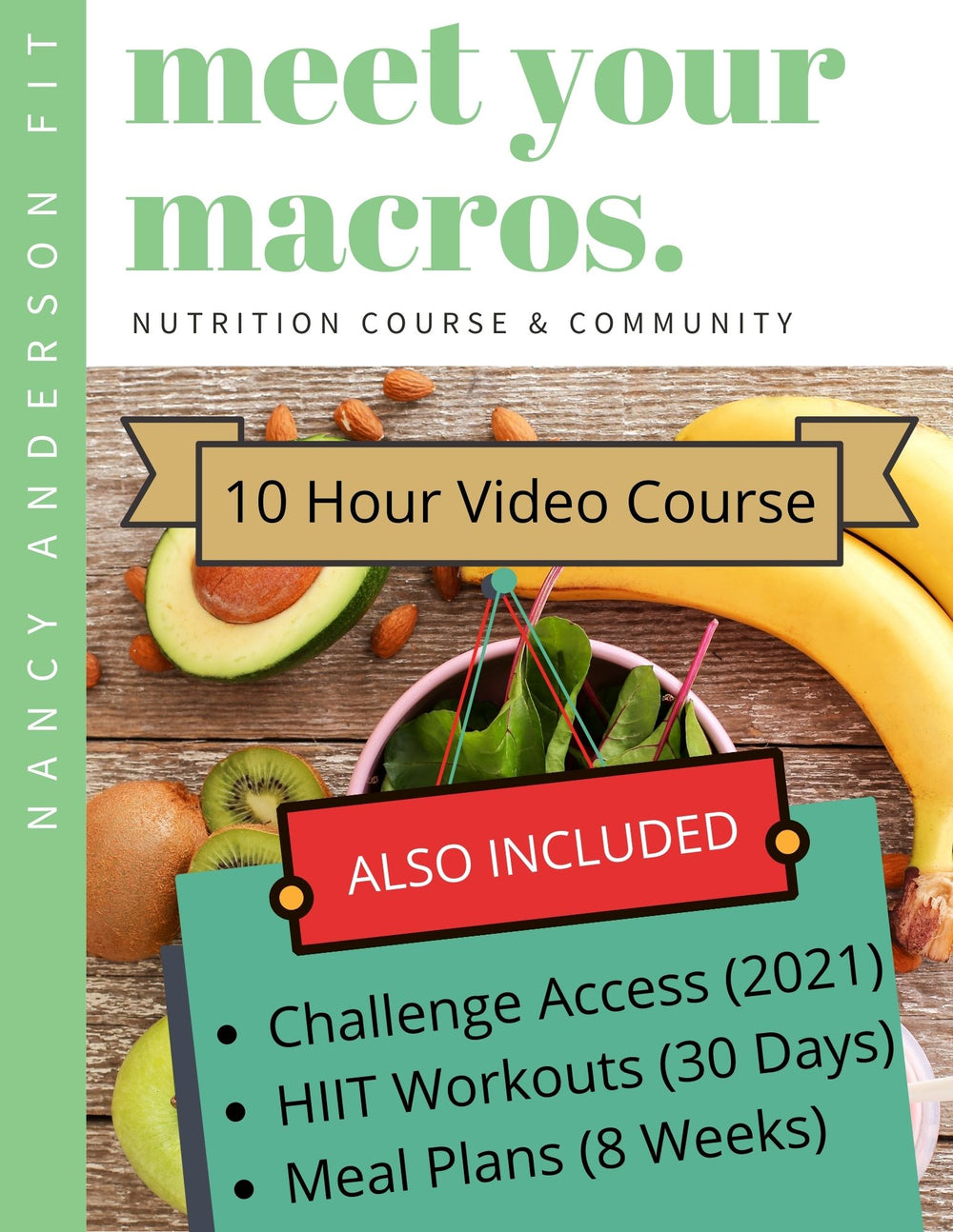 Meet Your Macros Course and Challenge