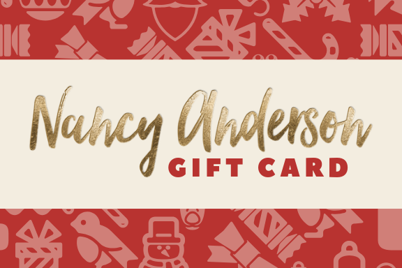 Nancy Anderson Fit Holiday Gift Card
