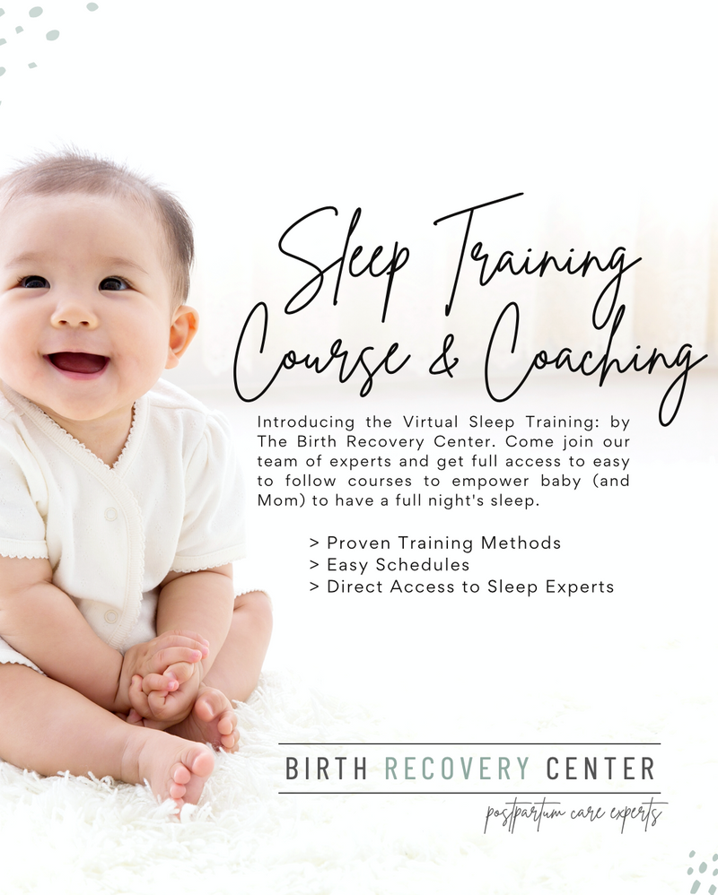 Sleep Training Course and Coaching