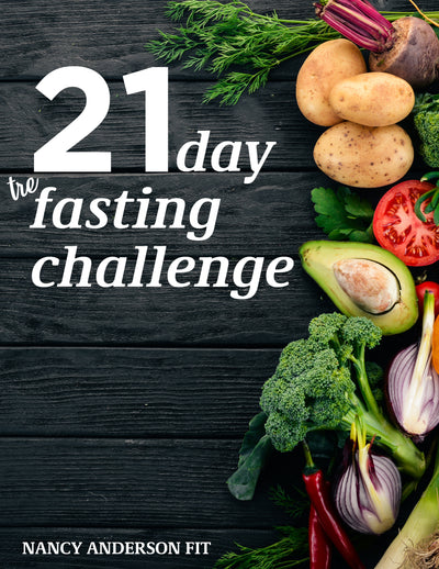 Pre Order! 21 Day Fasting Challenge