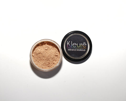 Face Powder -Mineral Foundation Yellow