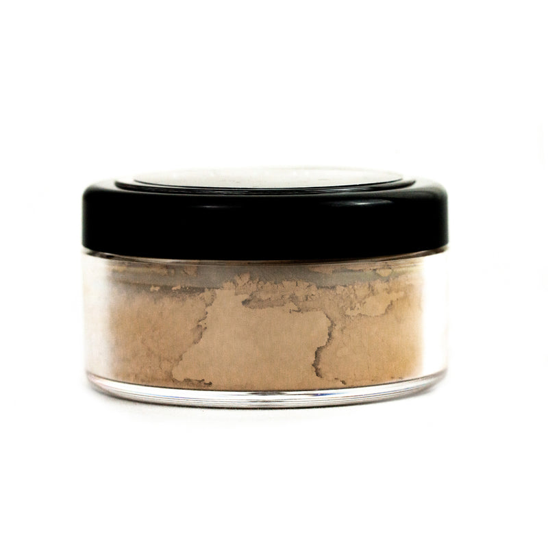 Face Powder -Mineral Foundation Wheat