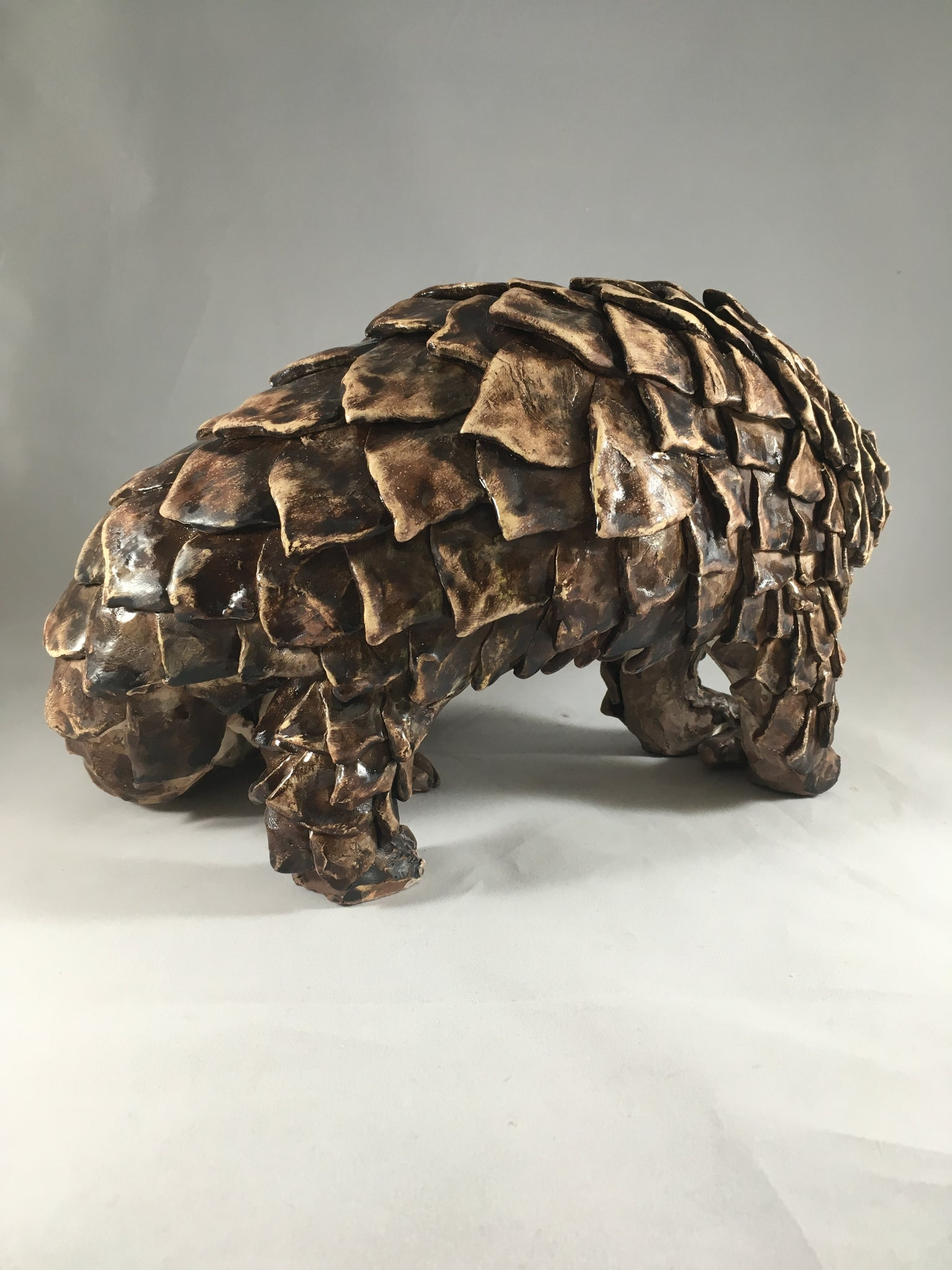 Animal Planter- Pangolin