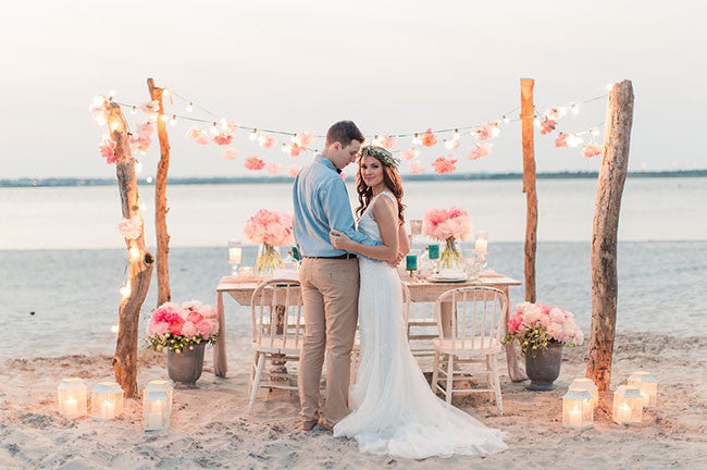 The Best Beach Wedding Destinations