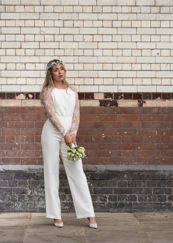 boho wedding in the city