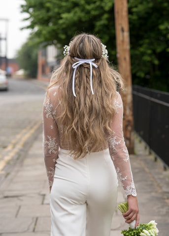 boho city wedding