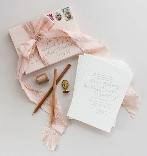 blush pink wedding