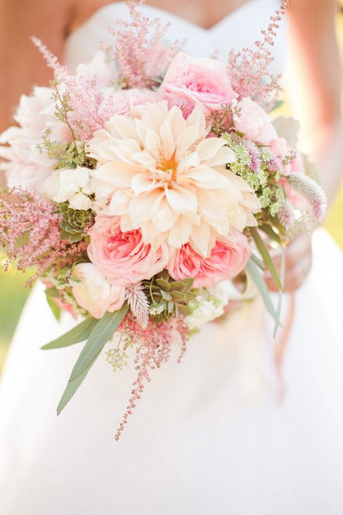 blush pink wedding ideas