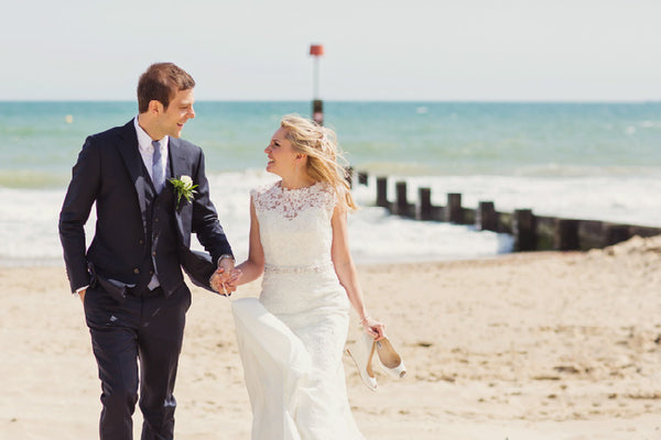 best beach wedding destinations bournemouth