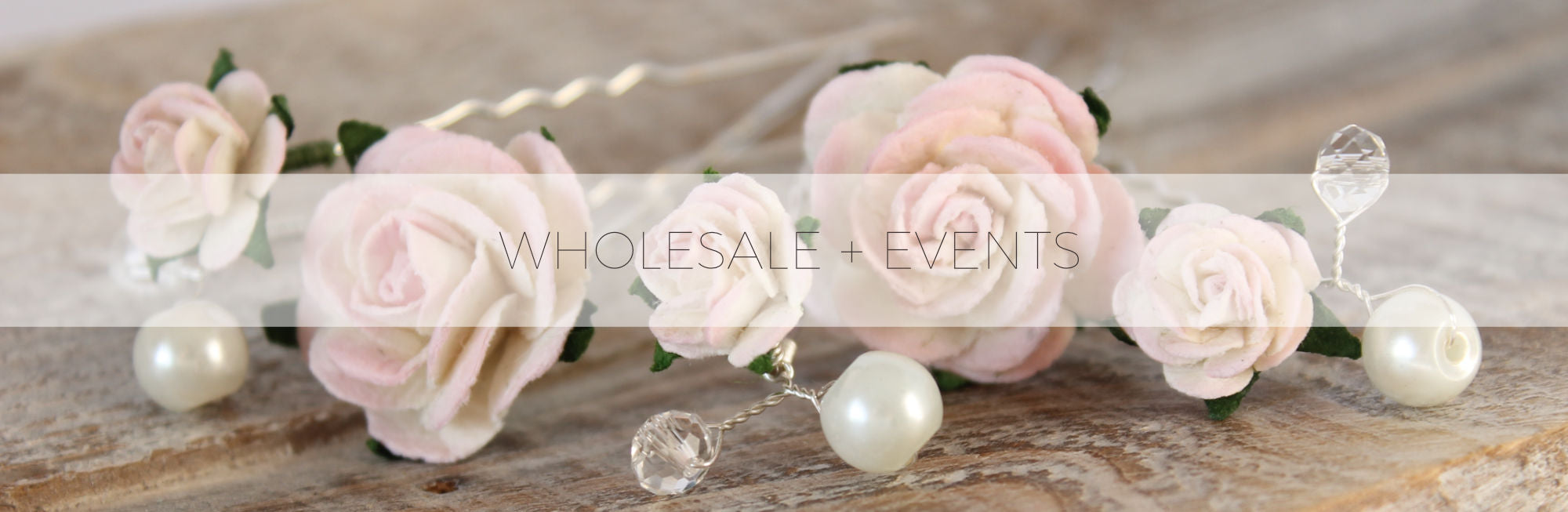 floral design wholesale and events