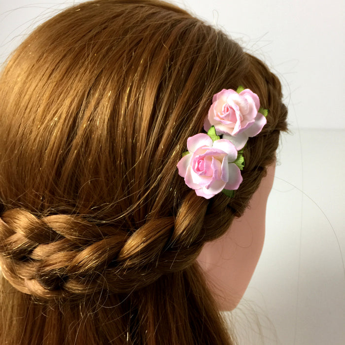 flower girl hair accessories