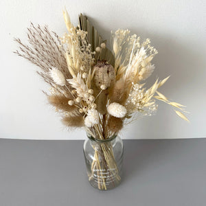 Load image into Gallery viewer, Happy Poppy MINI dried flower bouquet