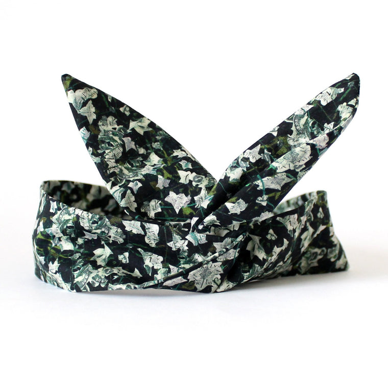 Money Print Dolly Bow - LIMITED EDITION