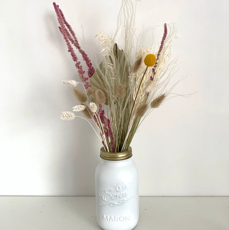 Dried Flower Bouquet - Natural