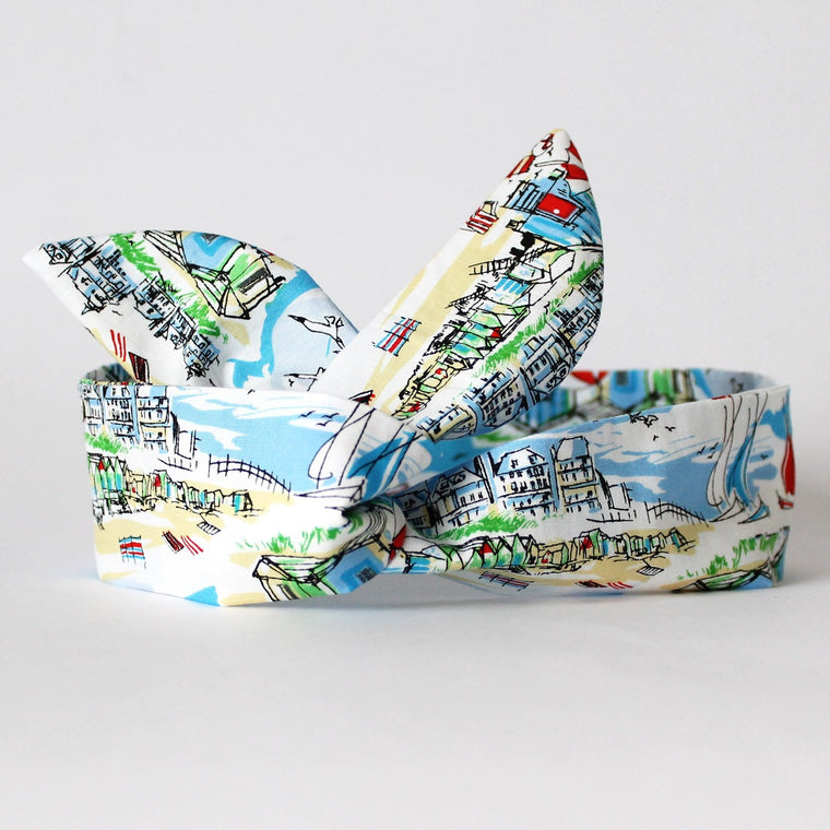Beside the seaside Dolly Bow - LIMITED EDITION