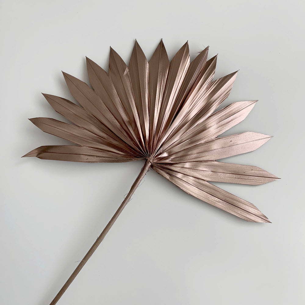 rose gold palm spear
