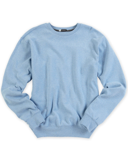 Slider Brushed Fleece Crewneck Shirt - turtleson