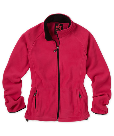 Women's Turtlefleece Full-Zip Jacket - turtleson