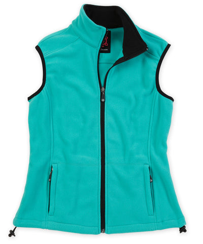 Women's Turtlefleece Full-Zip Vest - turtleson
