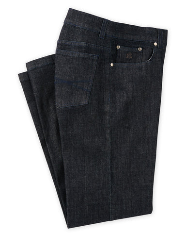 5-Pocket Denim Jean - Dark Wash
