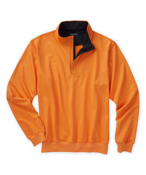 Stretch Quarter-Zip Pullover - turtleson