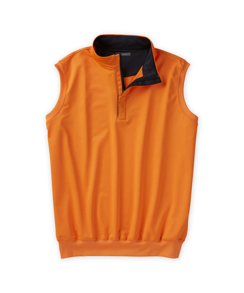 Stretch Quarter-Zip Vest - turtleson