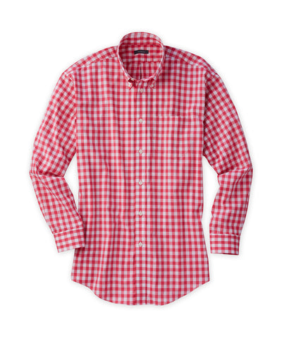 Tattersall Long Sleeve Sport Shirt - turtleson