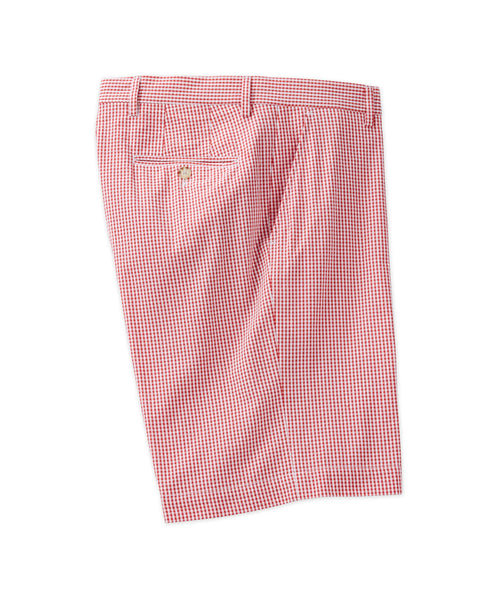 Gingham Seersucker Short - turtleson