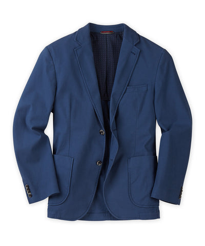 Stretch Twill Blazer - turtleson