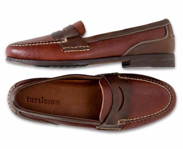 Bristol Penny Loafer - turtleson