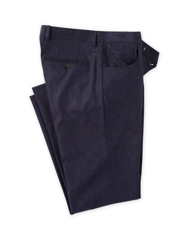 Gregory Stretch Wool Trouser - turtleson