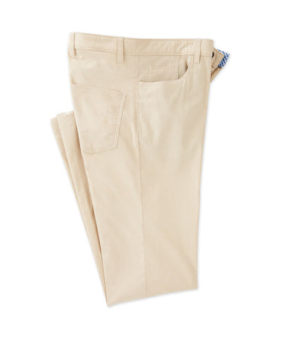 Fine Wale Corduroy Five-Pocket Pant - turtleson