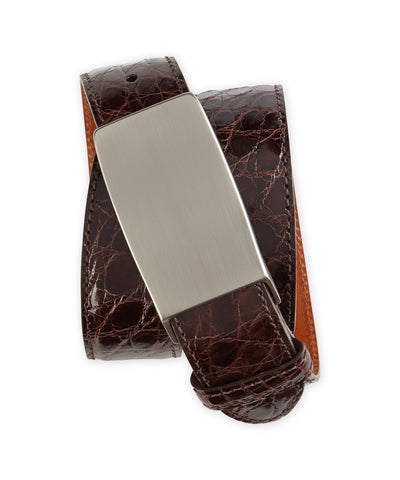 Authentic Crocodile Belt - turtleson