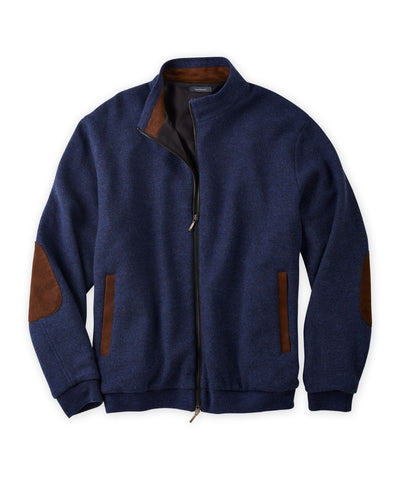 Triumph Boiled Merino Jacket - turtleson