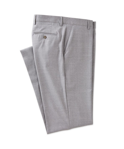Wool Gabardine Trouser - turtleson
