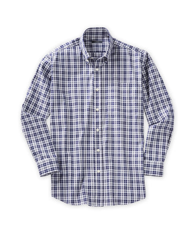 Adam Plaid Sport Shirt - turtleson