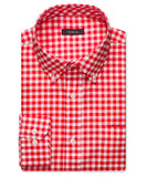 Performance Gingham Sport Shirt - turtleson